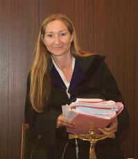 Richterin Xenia Krapfenbauer