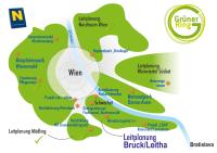 Grüner Ring Grafik Leitplanungen