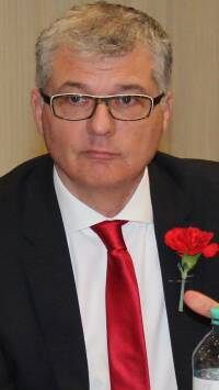 SP-Stadtrat Kurt Burghardt