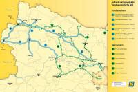 Bahn- und Straßen-Infrastrukturprojekte im Wald- und Weinviertel