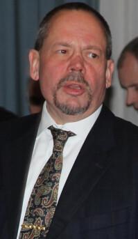 FP-Stadtrat Rainer Elendner