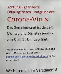 Gemeindeamt Oberwaltersdorf