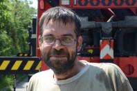 Tierrettung bei einem Reitstall in Baden: Feuerwehr rettet ein abgestürztes Pferd