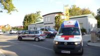 Raubüberfall in Tattendorf: Bankangestellter verletzt!
