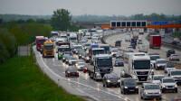 Sperre der S1 löste Mega-Stau auf Südautobahn aus