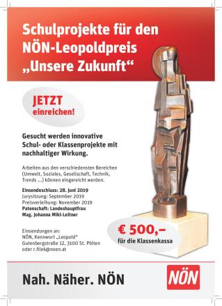 Leopold Einladung 2019