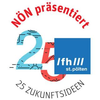 Logo Kooperation FH St. Pölten NÖN Zukunftsideen