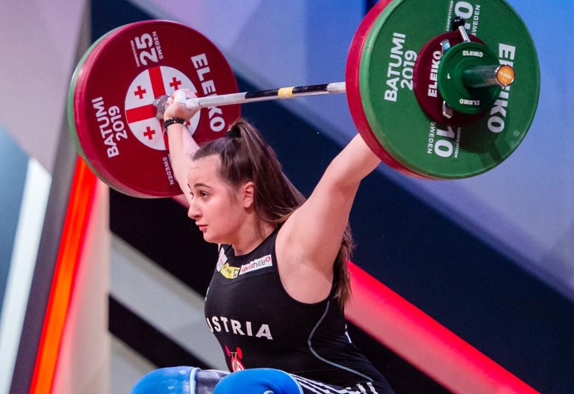 Olympia 2021 Gewichtheben