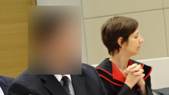 """Der angeklagte Hainburger (27) beteuert einen """"Unfall"""" und leugnet einen Mordversuch."""