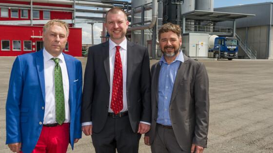 Millionenprojekt Ennsdorf VFI plant schon den nächsten Schritt