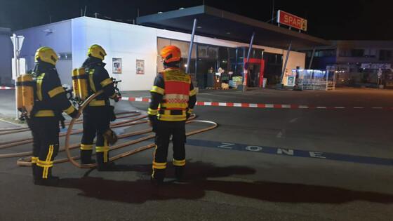 Bezirk Baden - Bankomat-Einbrecher in Oberwaltersdorf erfolgreich