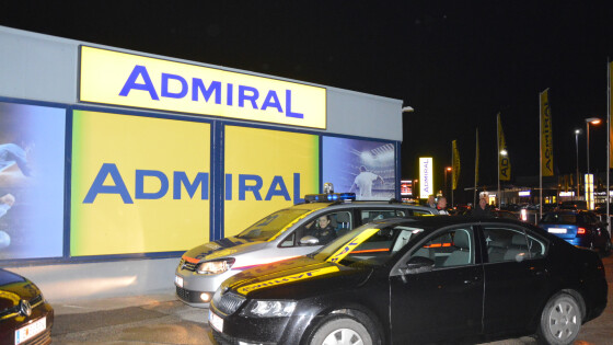 Erneuter Überfall auf Wettbüro in Eisenstadt