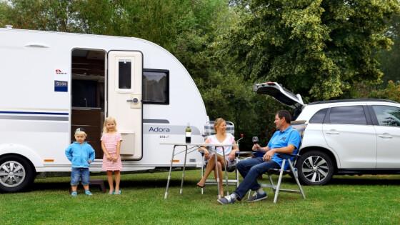 Camping Symbolbild