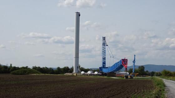 Windpark Oberwaltersdorf