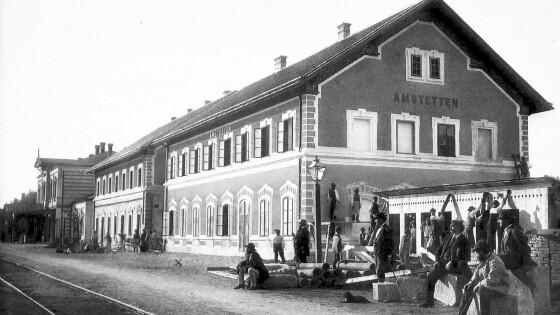 Jubiläum Amstetten: 120 Jahre Stadt Stadterhebung