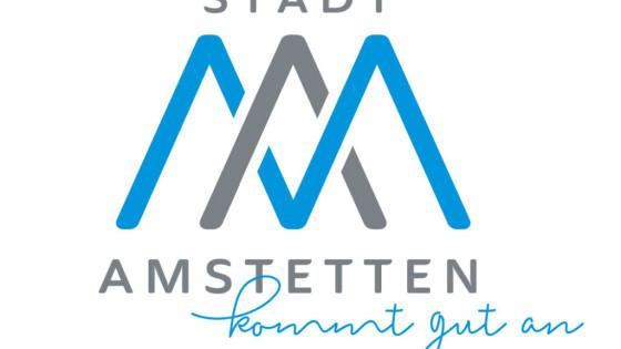 Stadtmarketing Amstetten Neue Marke vereint die Stadt Logo