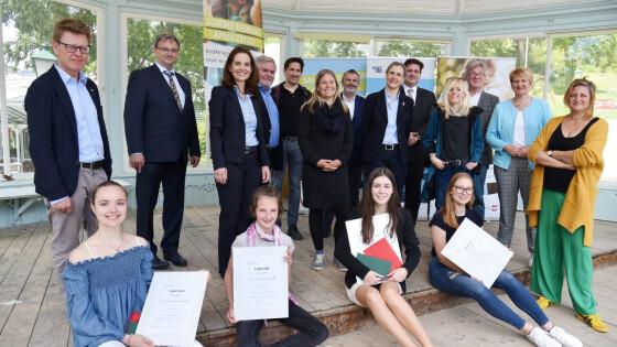Jugendschreibwettbewerb Baden