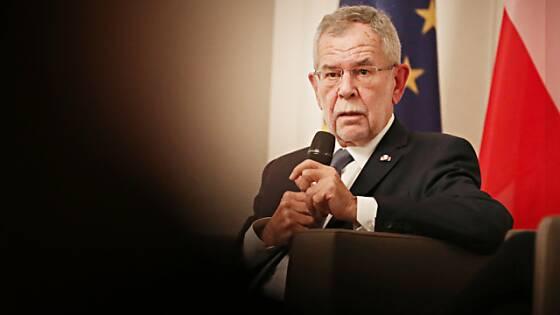 """Bundespräsident Van der Bellen sieht """"Sicherungshaft"""" skeptisch"""