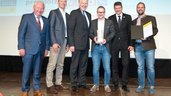 Niederösterreichischen Holzbaupreis