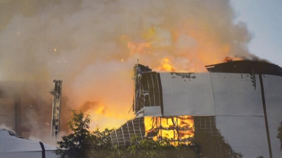24. Mai: 20 Jahre Großbrand Mondi Neusiedler
