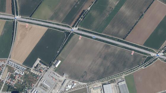 Brücken über die Ostautobahn