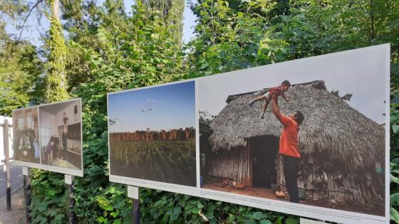 La Gacilly Fotofestival Baden
