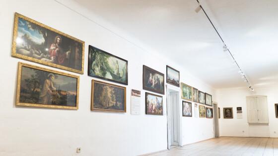 Schlafzimmerbilder - Ausstellungsansichten