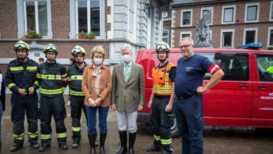 Unermüdlicher Einsatz - 170 Unwettereinsätze nach Sintflut im Bezirk Mödling
