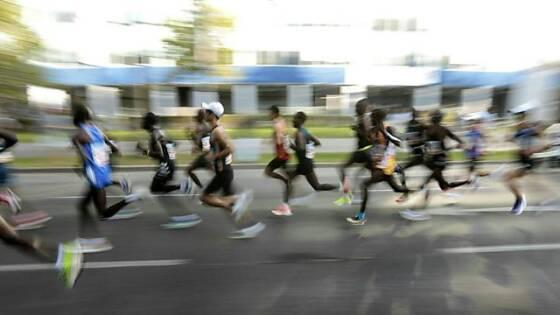 Äthiopischer Sieg beim Comeback des Wien-Marathons