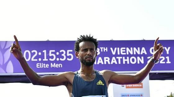 Äthiopier Hurisa als Sieger disqualifiziert
