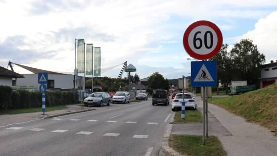 Verkehr auf B1 - Tempo 50 für gesamte Linzer Straße in Gablitz