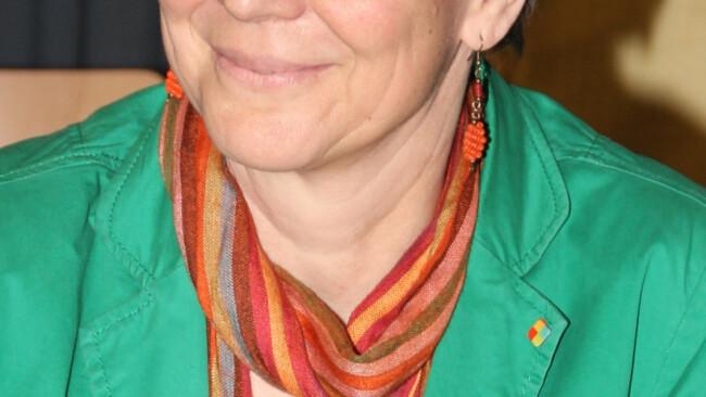 Grünen-Vize Margot Linke