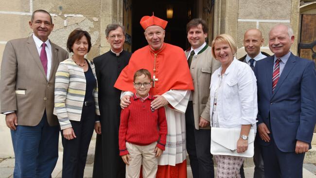 Neuer Pfarrer Baden