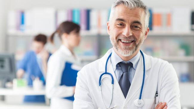 Symbolbild Doktor Arzt Mediziner