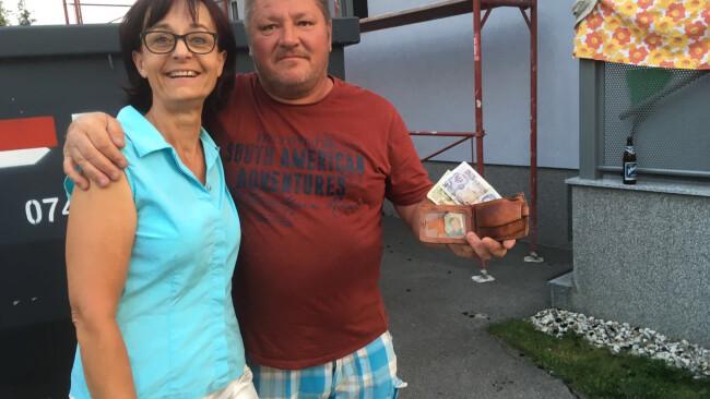 Greinsfurth Geldbörse nach 37 Jahren aufgetaucht