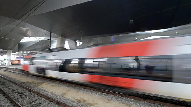 Fahrgäste vergaben für Bahnfahrten Durchschnittsnote 1,8