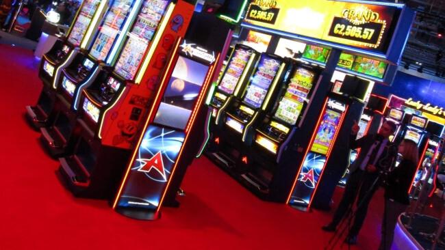 Glücksspielkonzern Novomatic  Gumpoldskirchen