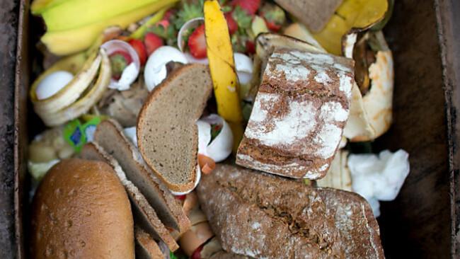 Rund 60.000 Tonnen an Backwaren landen jährlich im Müll