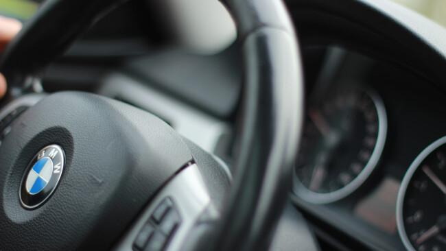 BMW Symbolbild