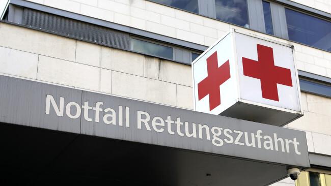 Rettung Krankenhaus Symbolbild