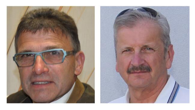 Franz Zillinger und Peter Hofinger