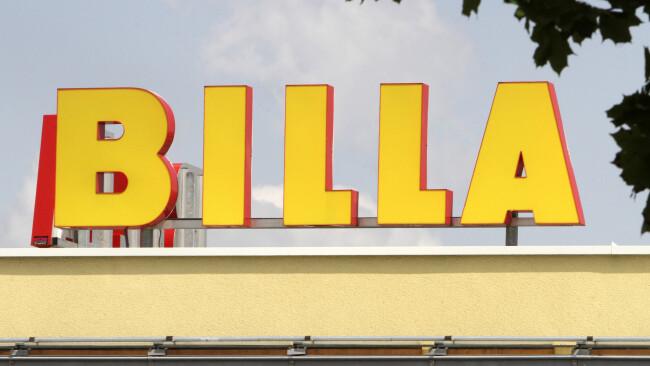 Billa Symbolbild