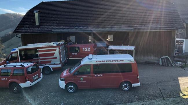 WG: Presseaussendung Schadstoffeinsatz in St Anton an der Jessnitz