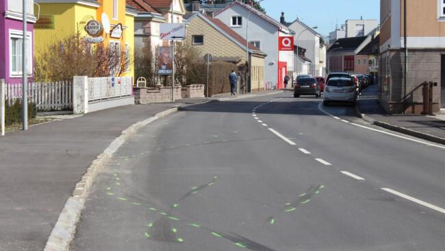 Waidhofner Straße, Amstetten