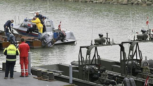Pionierboot war mit 14 Personen besetzt