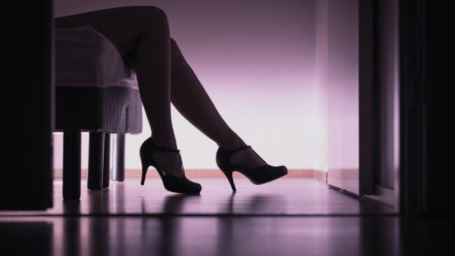 Zuhälterei Prostitution Rotlicht Symbolbild Prostituierte