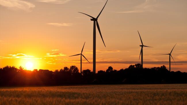 EVN Symbolbild Windenergie Windkraft