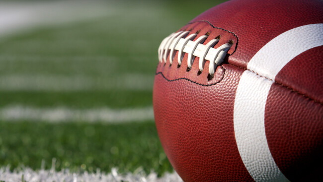 Football Symbolbild