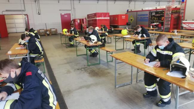 Endlich Feuerwehrmann! Amstetten Stadt FF