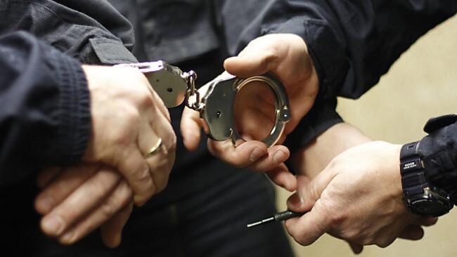 Schlepper festgenommen